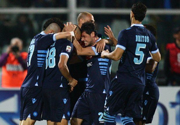 Napoli evitó el festejo de Juventus