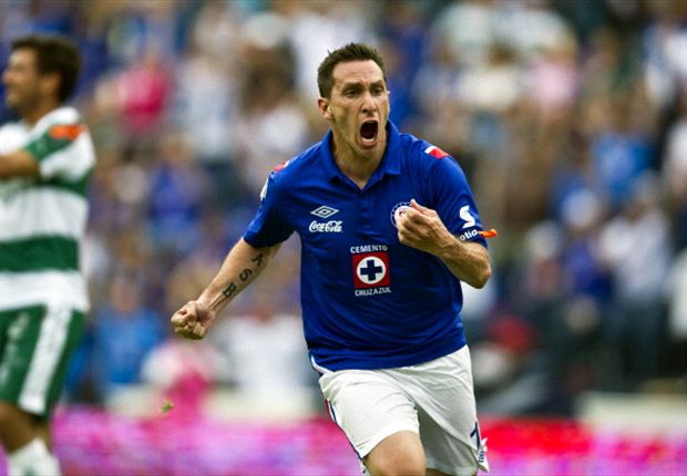 Gimenez raises hand for Mexico call-up