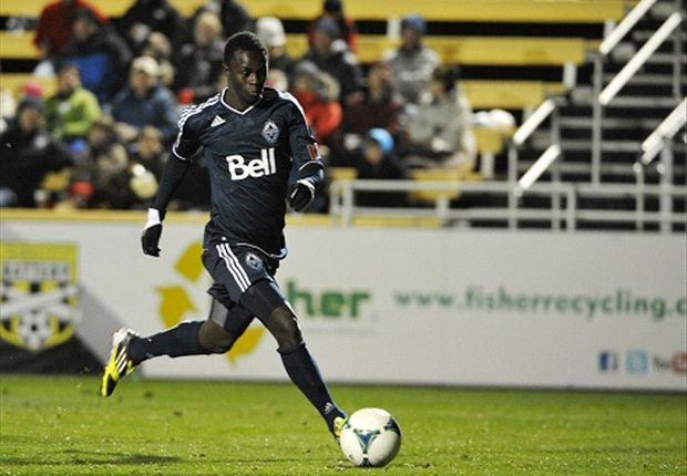 Manneh the difference in Whitecaps comeback