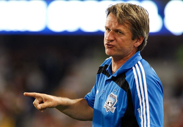 Chicago Fire to name Frank Yallop new head coach