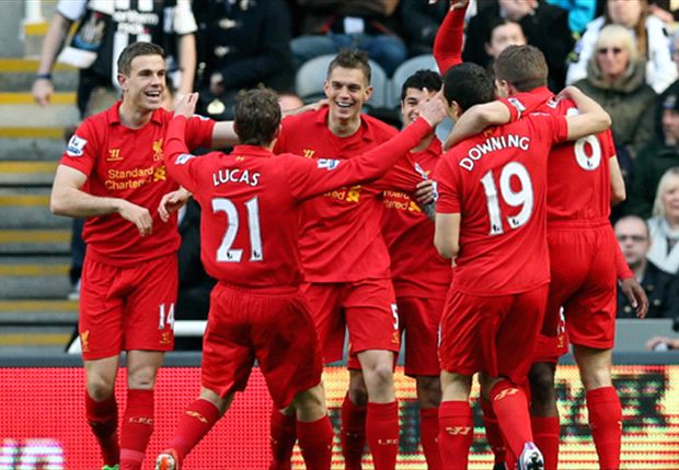 TEAM NEWS: Liverpool name unchanged team for 220th Merseyside derby