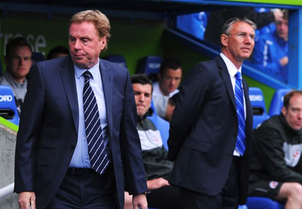 QPR will not be a superpower in the Championship, admits Redknapp