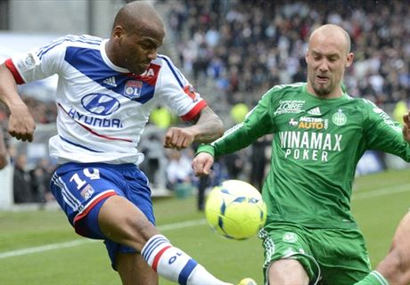 ASSE, Cohade absent 4 semaines