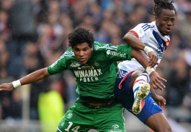 REVIEW Ligue 1 Prancis: Saint-Etienne Gagal Geser Olympique Lyon