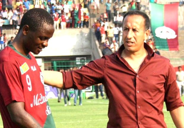 Odafas injury has thrown a spanner into the works of Mohun Bagan