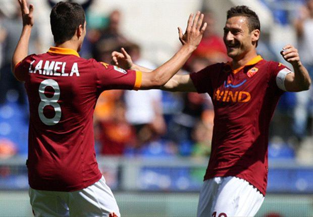 Transferts, Roma - Totti ne veut pas aller au PSG