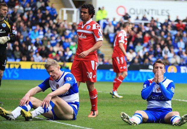 Pogrebnyak open to staying at Reading despite relegation
