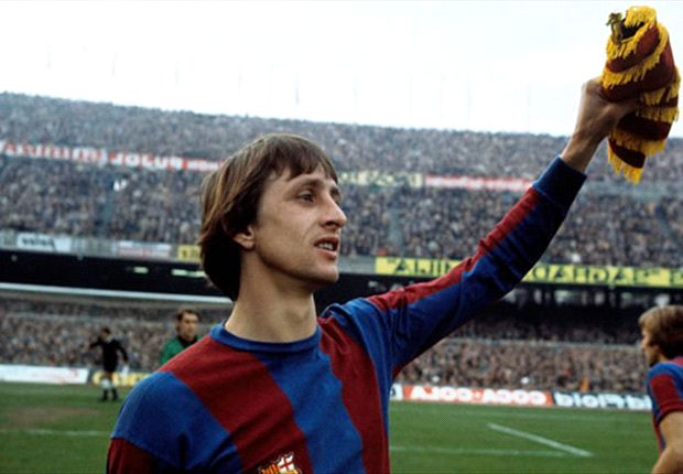 Cruyff rubbishes talk that Barcelona's era has ended