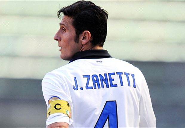 Inter confirms Zanetti has ruptered Achilles tendon