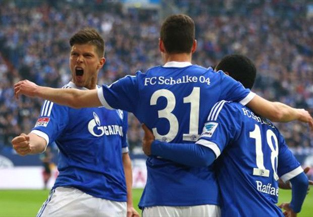 Bundesliga Team of the Week: Huntelaar back with a bang for Schalke