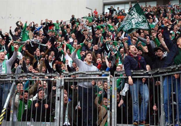 Werder Bremen freut sich über Fanunterstützung im Abstiegskampf