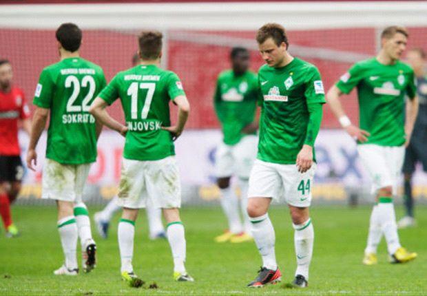 Werder Bremen: Zwischen Zusammenhalt und Abstiegsangst