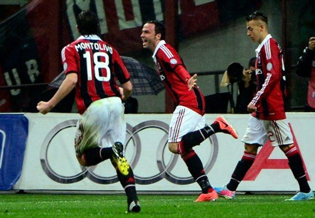 Resumen Serie A: Jornada 34. El Milan mantiene su plaza Champions sufriendo