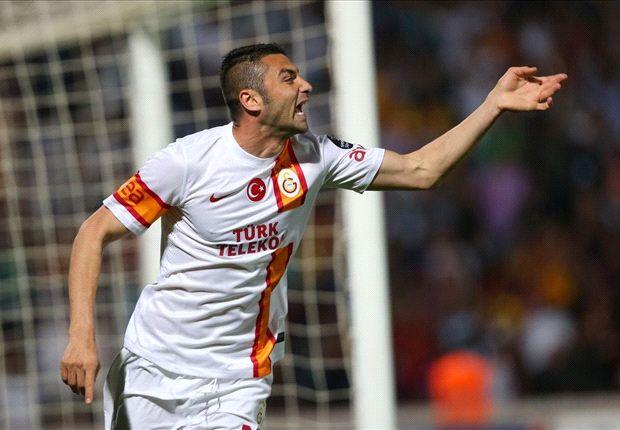 Desejado por outros clubes europeus, Burak Yilmaz revela desejo de permanecer no Galatasaray