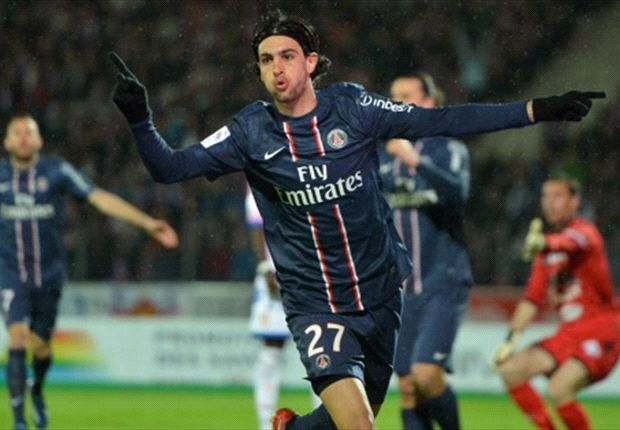 Pastore hopes to secure Ligue 1 championship