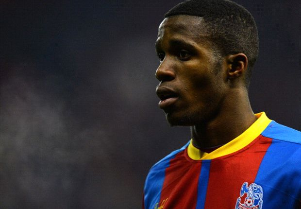 Zaha loan is Manchester United's decision, admits Crystal Palace chief