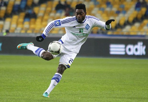 Nigerians Abroad: Lukman Haruna scores in 9-1 demolition of Metalurh Donetsk
