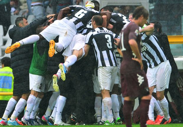 Juventus prepare Scudetto celebrations ahead of Palermo visit