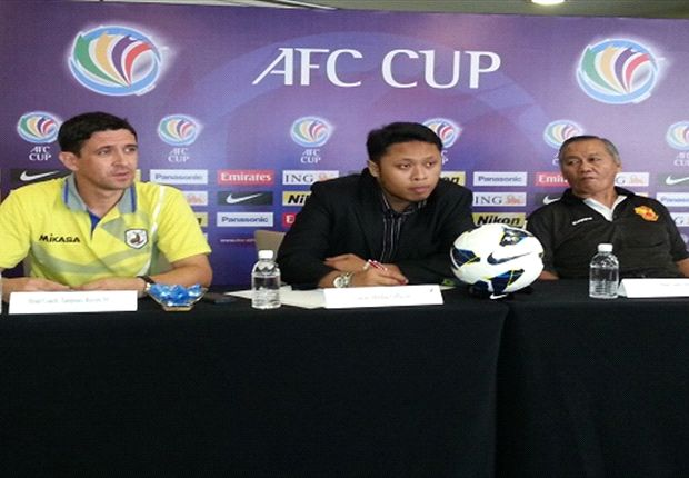 'We will go all out to win against Tampines' - Irfan Bakti