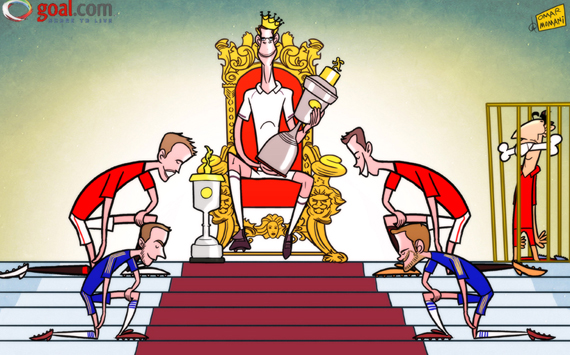 Premier League Cartoons The Premier League Awards