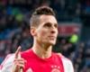 Inter Bidik Penyerang Ajax