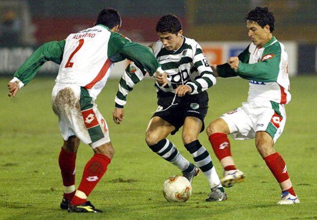 Cristiano Ronaldo es el socio 100 mil del Sporting de Lisboa