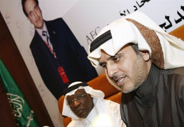 Saudi Arabia's Dr. Hafez Ibrahim, one of the four candidates vying to be the next AFC President
