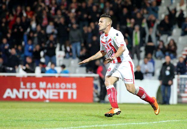 Ajaccio empató con Montpellier