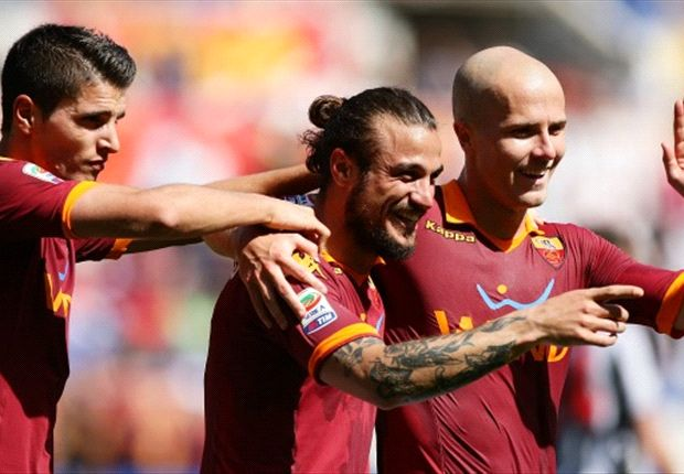 'Roma seems like a ghost ship' - Gasparri
