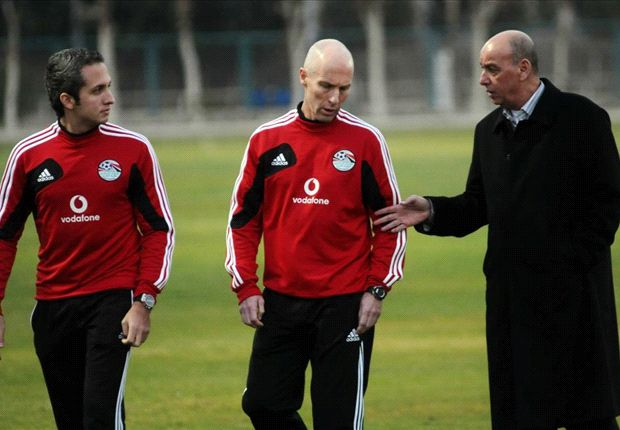 Bob Bradley has his eyes set on taking Egypt to the World Cup.