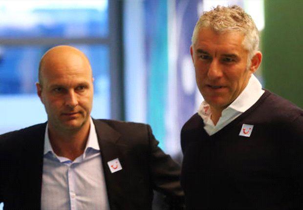 Sahen einen ungefährdeten Testspiel-Sieg: Dirk Dufner und Mirko Slomka