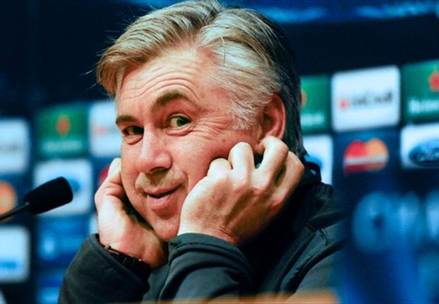 Paris Saint-Germain fans beg Ancelotti to stay