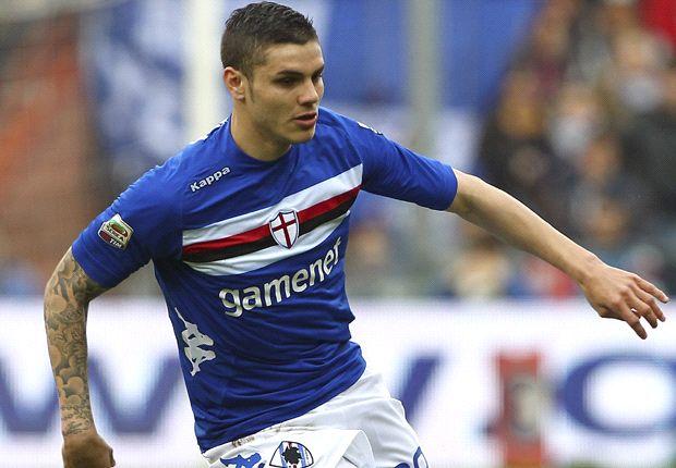 El delantero italiano no teme usar la camiseta número 9.