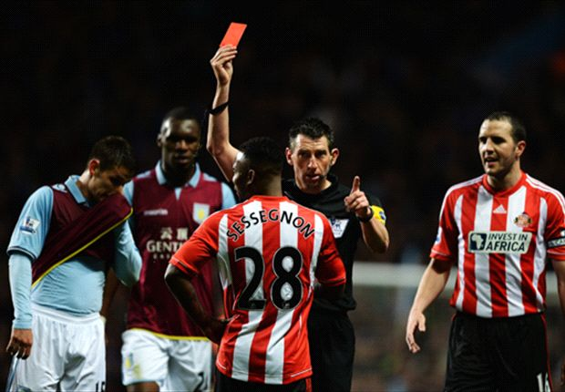 Sunderland to appeal Sessegnon red card against Aston Villa