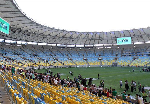 Cancelamento de segundo teste do Maracanã preocupa a Fifa