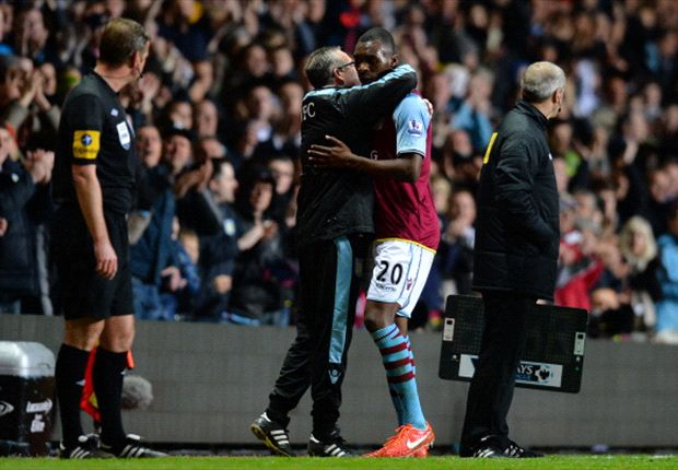 Christian Benteke still has a lot to prove, says Paul Lambert