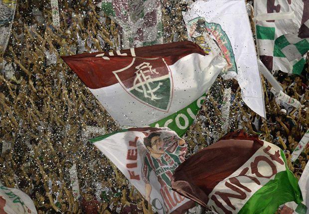 Torcida do Fluminense lança campanha contra a Adidas