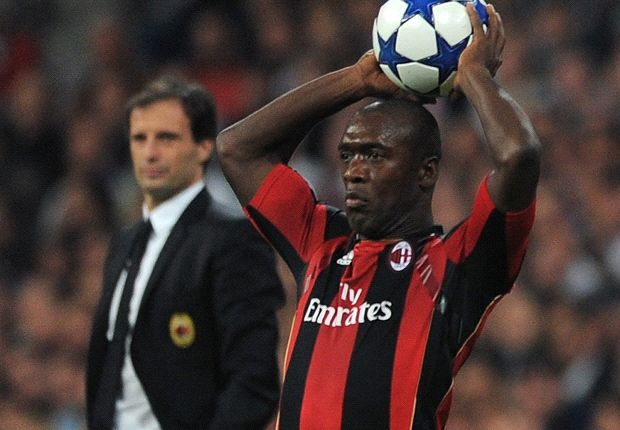 Seedorf dismisses rumours of AC Milan return
