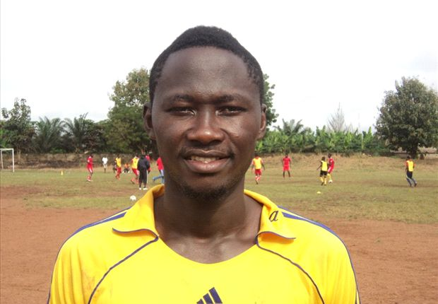 Berekum Chelsea's Eric Bekoe set for trials in South Africa