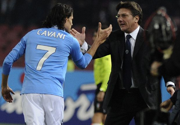 I turned Cavani into a star - Mazzarri