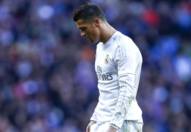 Ronaldo SLAMS Real Madrid team-mates after derby defeat to Atletico