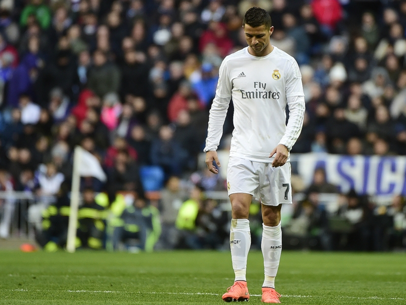 Barcelona vice-president slams Ronaldo comments