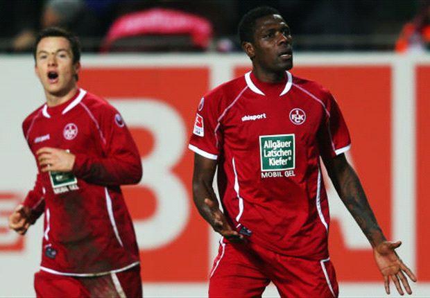 """Kaiserslauterns Mohamadou Idrissou: """"Wir sind die dümmste Mannschaft der 2. Liga"""""""