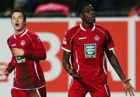 Idrissou wechselt in die Oberliga