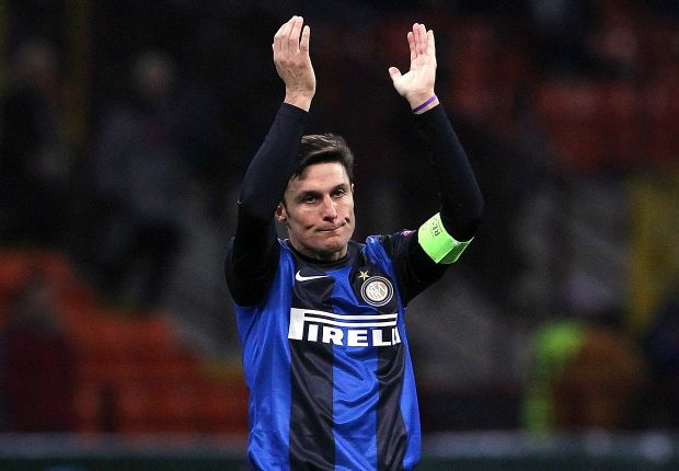 Zanetti's positivity is helping him recover, says Inter coach Cordoba