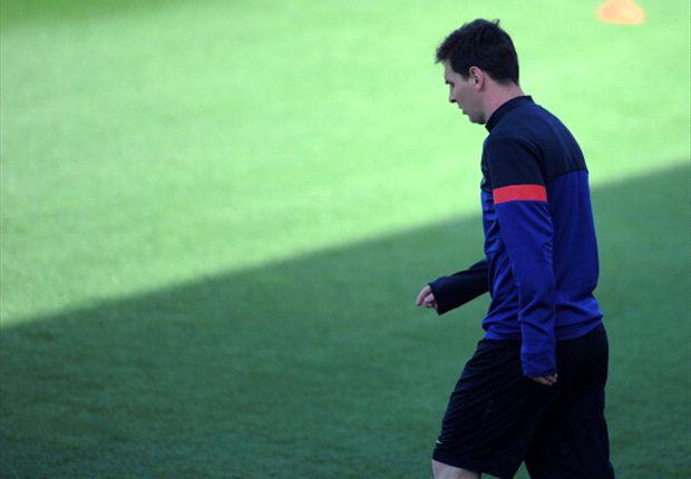 ESP, Barça - Messi absent contre le Bétis ?