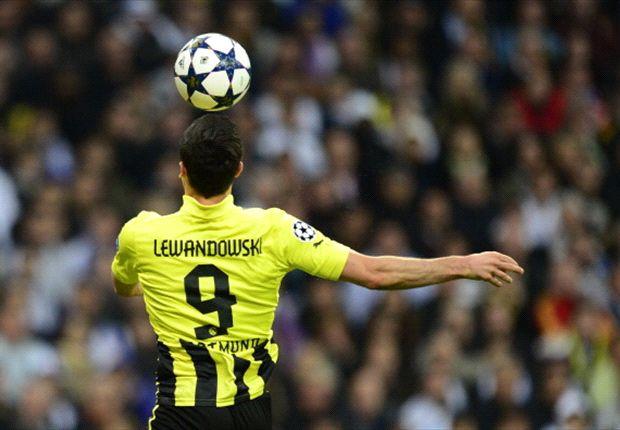 Lewandowski confirma ter conversado com presidente do Real Madrid
