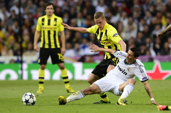Las mejores fotos de Real Madrid - B. Dortmund
