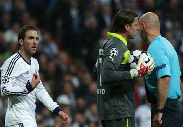Higuaín mag Real Madrid verlaten