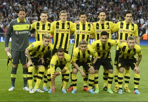 Season Review: A spirited Borussia Dortmund side were condemned to second place